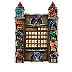 Guardians Of Ancient Treasure Dragon Figurine Perpetual Calendar Collection