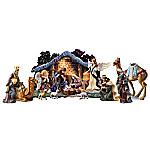 Thomas Kinkade Christmas Nativity Collection - Star Of Hope