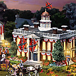 Civil War Era Decorative Village Collection