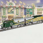 Hawthorne Village NFL Green Bay Packers Express Train Collection