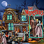 The Munsters Halloween Village Collection