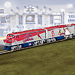 St. Louis Cardinals 2011 World Series Champions Express Electric Train Collection