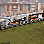 2010 MLB World Series Champions San Francisco Giants Train Collection