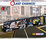 Dale Earnhardt Collectibles Dale Earnhardt Hall Of Fame Express Train Collection
