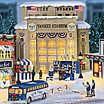New York Yankees Major League Baseball Christmas Village Collection