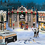 Christmas Village Collectibles Collectible Oakland Raiders Christmas Village Collection