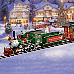Norman Rockwell Express Holiday Electric Train Collection