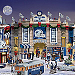 Christmas Village Collectibles Dallas Cowboys Collectible Christmas Village Collection