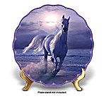 Christian Riese Lassen Endless Seas Horse Art Collector Plate Collection