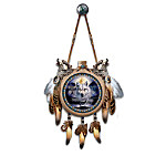 Vessel Of The Spirits Collectible Wolf Art Wall Decor Collection