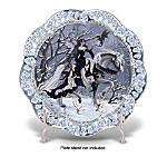 Crystal Enchantment Fantasy Art Collector Plate Collection: Unique Home Decor