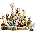 Faerie Glade Gathering Dew Drop Darlings Fairy Figurine Collection