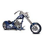 Midnight Riders Replica Chopper Figurine Collection