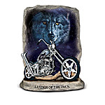 Born To Be Free Motorcycle Figurine Collection