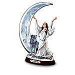Tribal Spirits Wolf Themed Figurine Collection