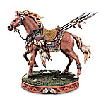 Guiding Spirits Native American-Inspired Horse Figurine Collection