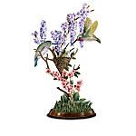 Natures Tiniest Treasures Hummingbird Figurine Collection