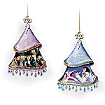 Elvis, A Shimmering Legacy Christmas Ornament Collection