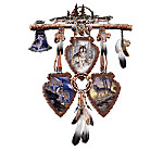 Native American Collectibles Native American Inspired Wall Decor Collection: Spirits Of The Pack