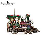 Thomas Kinkade Christmas Express Ornament Collection