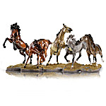 Thundering Spirits Horse Figurine Collection
