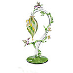 Jewels Of The Garden Art Glass Figurine Collection