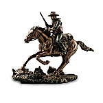 John Wayne: Tall In The Saddle Sclupture Collection