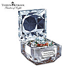 Christmas Decoration Thomas Kinkade Best Loved Christmas Carols Music Box Collection