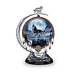 Al Agnews Legends Of The Wolf Figurine Collection