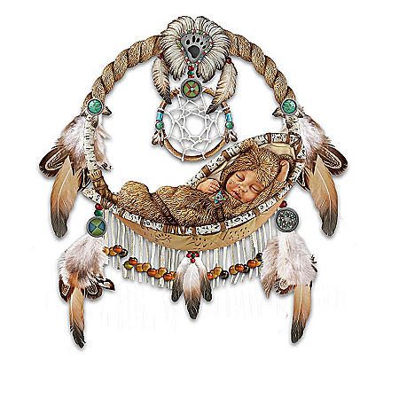 Spirit Of A New Life Native American-Inspired Wall Decor Collection