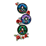 Jasmine Becket-Griffith Fairy Transformations Glow-In-The-Dark Plate Collection
