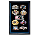 The Elvis Presley Fashion Belt Buckle Collection