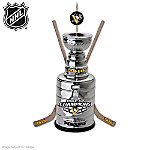 Pittsburgh Penguins� Stanley Cup� Champions Ornament Collection