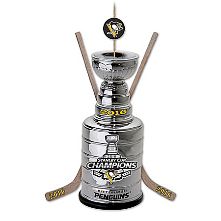Pittsburgh Penguins® Stanley Cup® Champions Ornament Collection