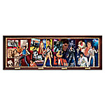 Elvis Through Years Panoramic Wall Decor Collection