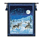 The Sentinels Of The Sky Illuminating Tapestry Collection
