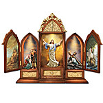The Life Of Christ Trinity Musical Triptych Box Collection