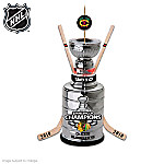 NHL® Chicago Blackhawks® 2010 Stanley Cup® Champions Ornament Collection 902423