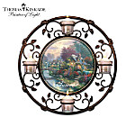 Thomas Kinkade Candle Holder Collection