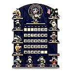 USMC Perpetual Calendar - USMC Wall Decor