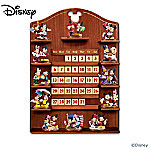 Disney Mickey And Minnie Together Forever Perpetual Calendar Collection