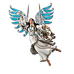 Flying Dream Spirits: Native American-Inspired Hanging Sculpture Collection
