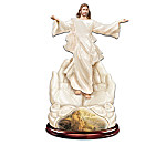 """Greg Olsen """"In God's Hands"""" Inspirational Figurine Collection"""