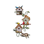 Birdhouse Buddies Collector Plate Collection