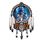 "Native American Collectibles Native American-Style ""Maidens Of The Spirits"" Dreamcatcher Collector Plate Collection"