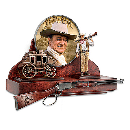 John Wayne Showcase Collection: The Legend Of A Hero