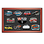 Corvette, The Legend, Belt Buckle Collection