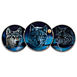 Mystic Spirits Of The Night Collector Plate Collection