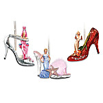 In Step With Marilyn Ornament Collection