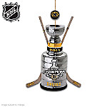 NHL® Boston Bruins® 2011 Stanley Cup® Champions Ornament Collection 902974